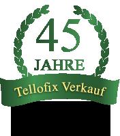 Tellofix Verkauf seit 45 Jahren
