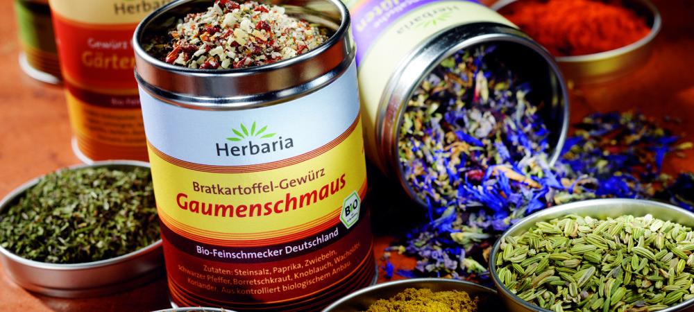 Herbaria Bio Feinschmecker Sauce